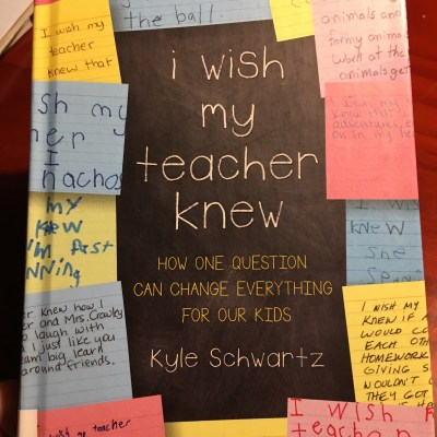 Book Review: I Wish My Teacher Knew