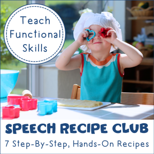 Speech Recipe Club