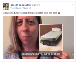 Hilarious Old School Speech Therapy Photos