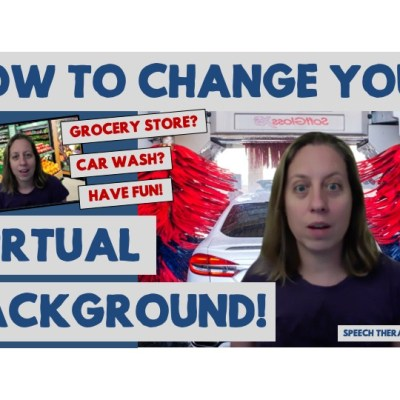 How to Change Your Virtual Background