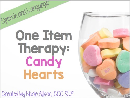 One Item Therapy-Candy Hearts