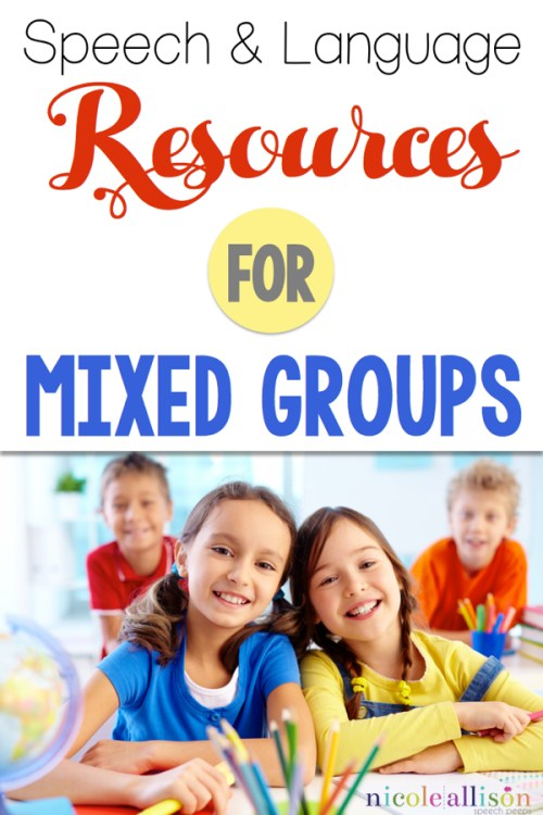 Resources for Mixed Groups Pinterest