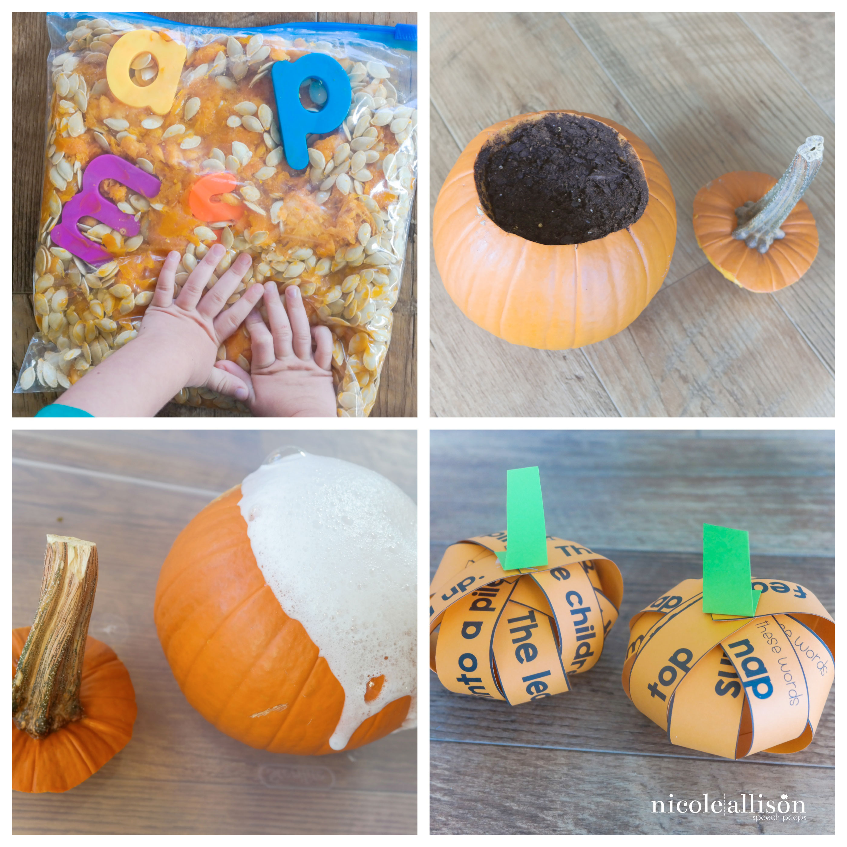 One Item Therapy Pumpkins