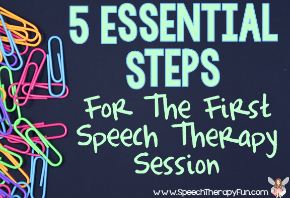 5 Essentials Steps for A Successful, First Therapy Session