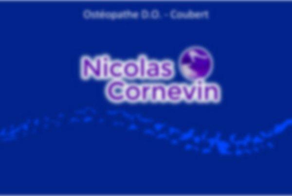 Nicolas Cornevin Ostéopathe Coubert 77170 - By SpeedCom' Création et référencement de site Internet