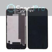 גב אחורי אייפון 4S שחור