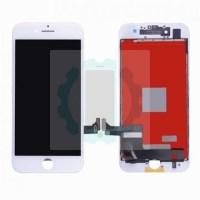 מכלול תצוגה לבן אייפון 8 פלוס