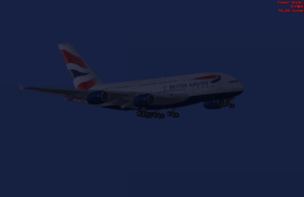 Coming in on final.