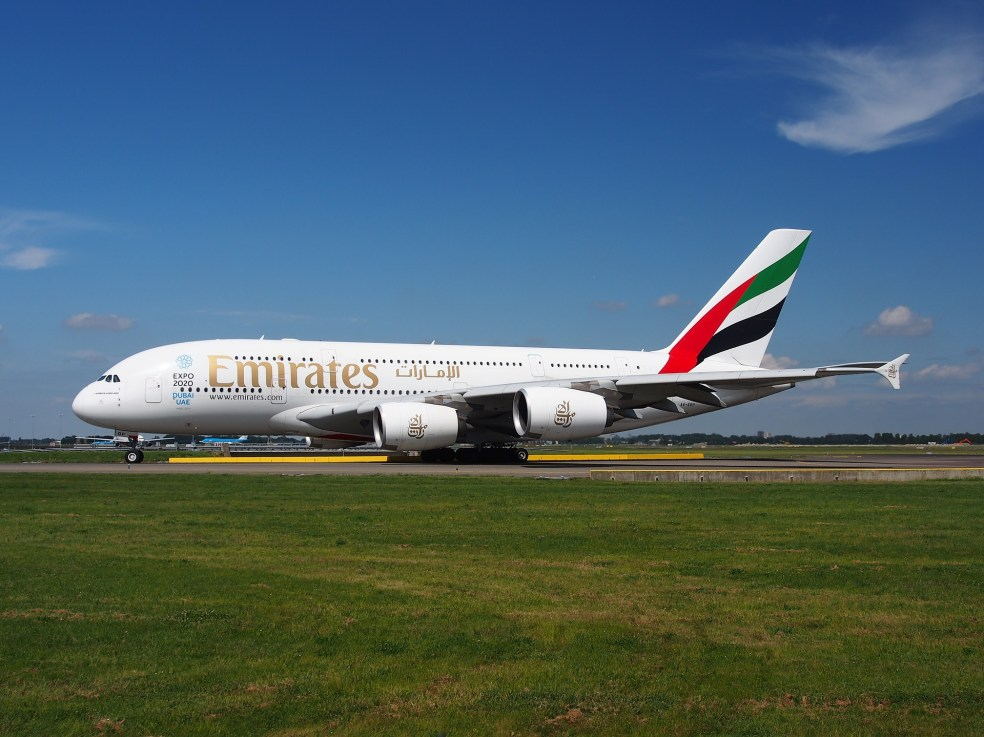 Super Arrival: Emirates brings first scheduled A380 to Boston