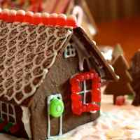 Construction Grade Gingerbread