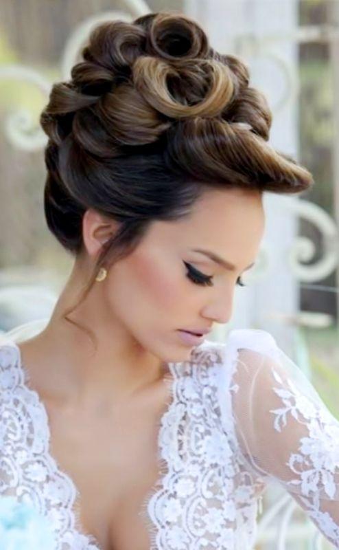 trendy wedding hairstyles 2017