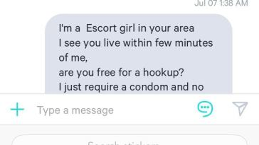 POF : POF isn't horrible  But the people on it are