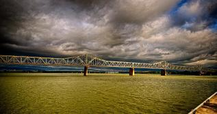 Stormy Morning On The Ohio River #5