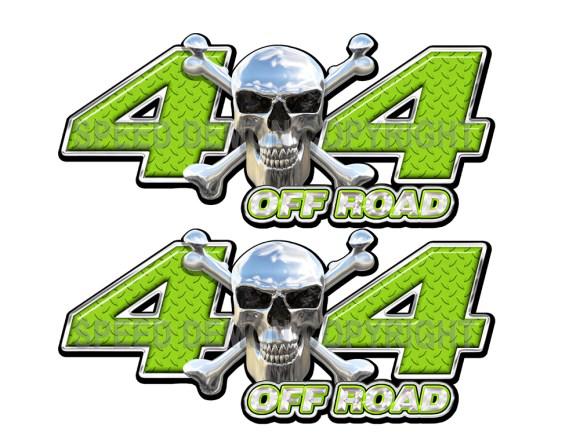 Skull Wraps - Vinyl Skull Wraps 8
