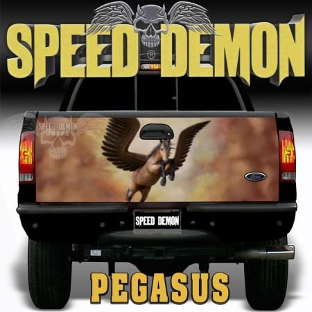 Pegasus Tailgate Wraps