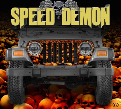 Jeep-Wrangler-Grill-Wraps-Skulls-Skull-Crusher-Camouflage-1997-2006-TJ-