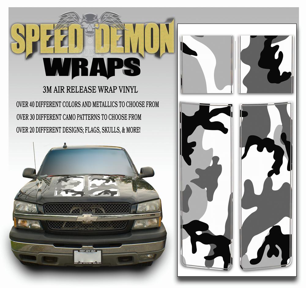 Chevrolet Truck Stripes 10