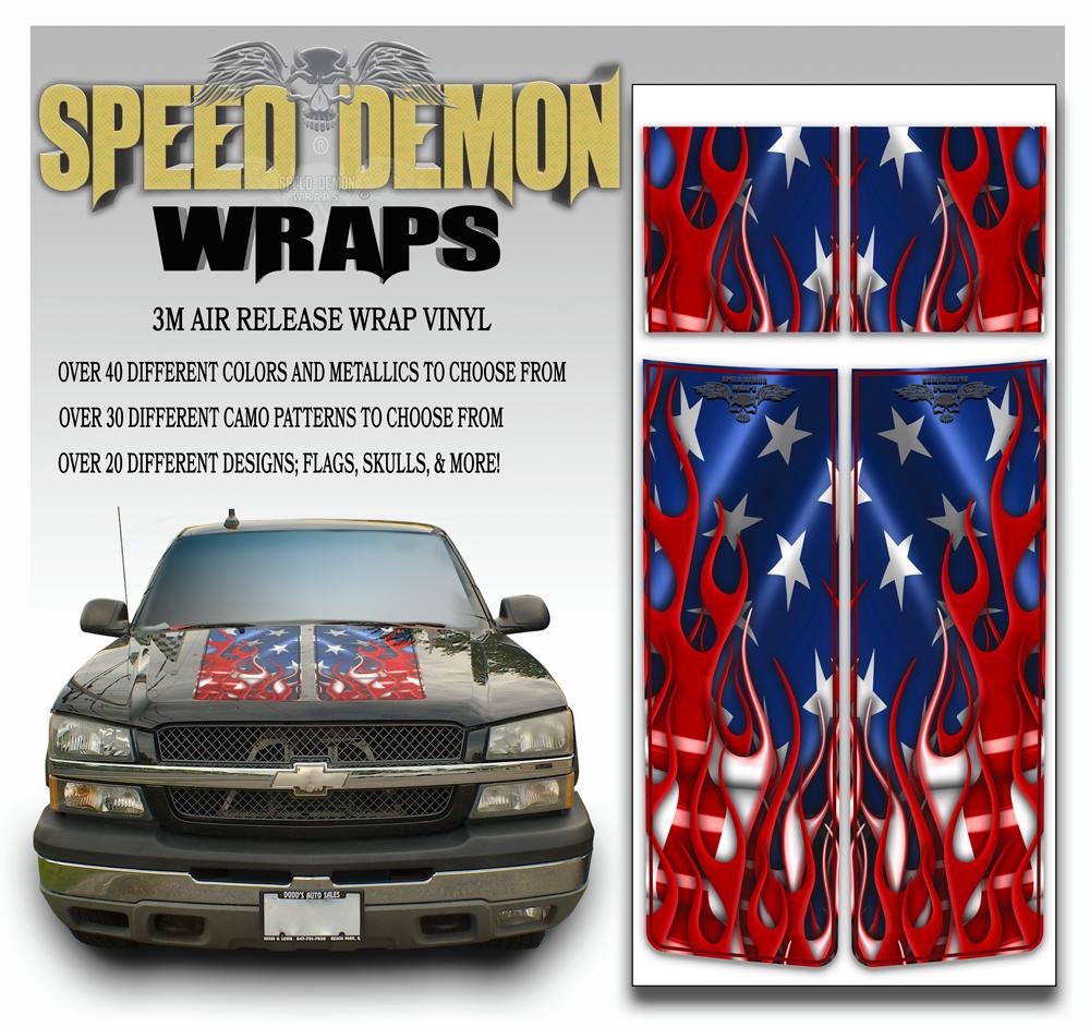 Chevrolet Truck Stripes 5