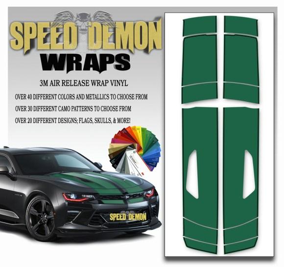Camaro Stripes 8