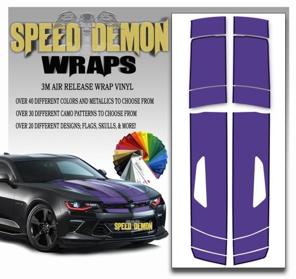 Camaro Stripes 14