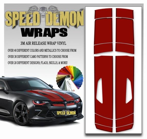 Camaro Stripes 3