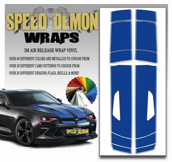 Camaro Stripes 15