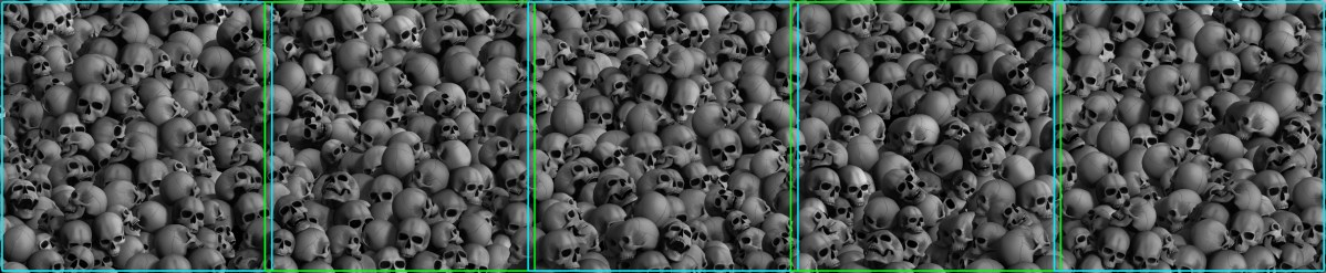 Wall of Skulls-Vinyl Wrap Sheet Welcome to the gallary, Click the image below for the listings