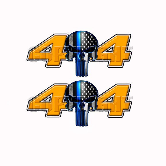 Truck Decals 75