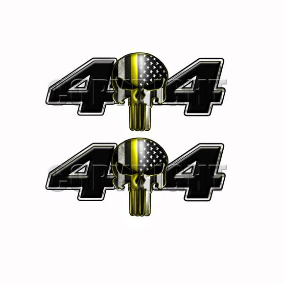 Truck Decals 58