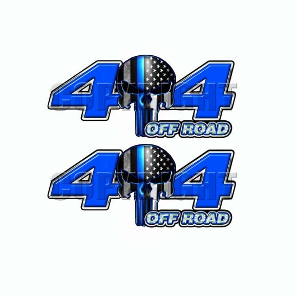 Truck Decals 77
