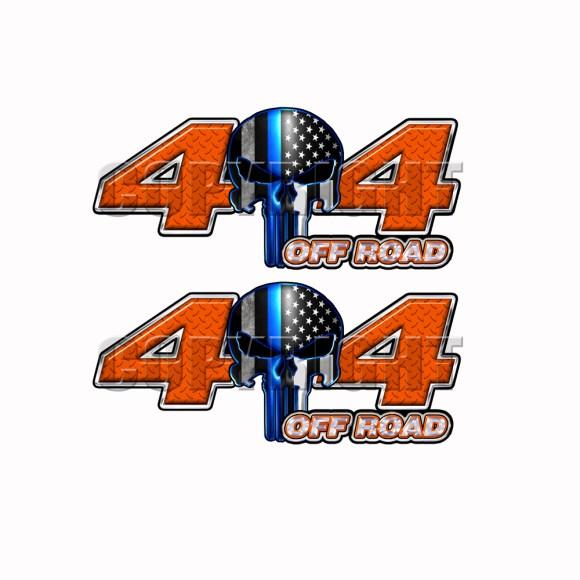 Truck Decals 47