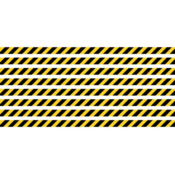 COVID-19 Safety Decals 1