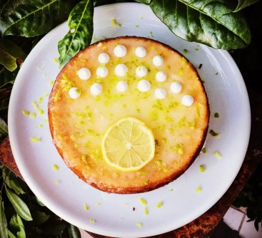 Zitronenkuchen DeLuxe