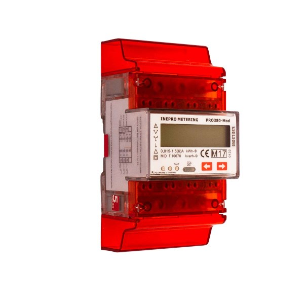 Smart PRO380-CT Three Phase Energy Meter