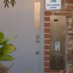 toilet access panel