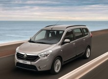 Renault india Lodgy