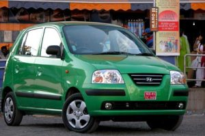 Hyundai Santro and Chevrolet Spark to stop
