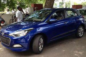 Hyundai Elite i20 Indian car of the year