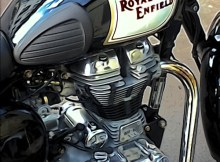Royal enfield two wheeler growth