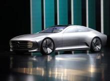 Mercedes IAA 2015 Frankfurt Motor Show