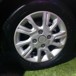 Tata Tiago allow wheels