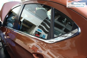 Tata Tigor Window Chrome