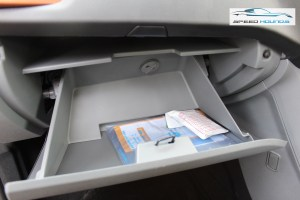 Tata Tigor Glovebox