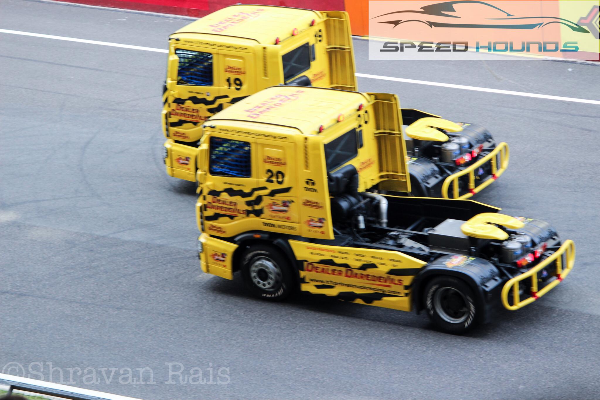 2017 T1 Prima Truck Racing Championship SUPER class