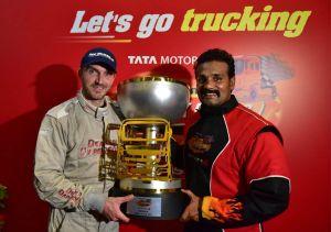 2017 T1 Prima Truck Racing Championship winner