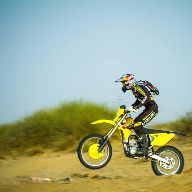 India Baja 2017 - Moto