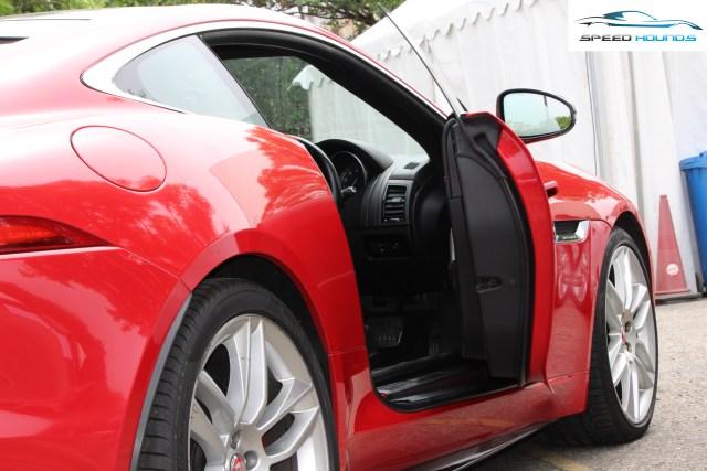 Jaguar Art of Performance F-Type