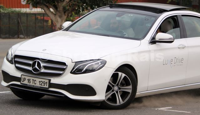 Gallery MErcedes-Benz Luxe Drive