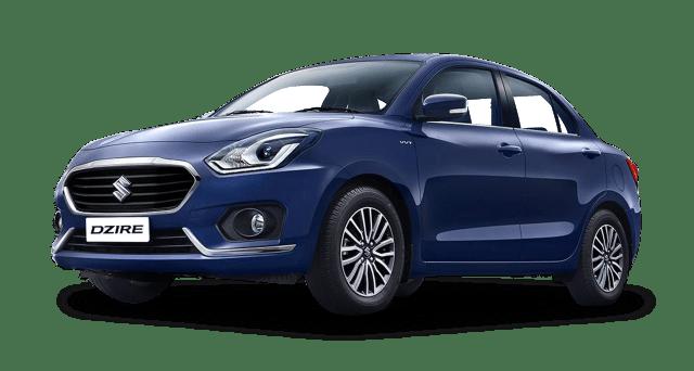 Top 5 India's best-selling cars in 2017 - Maruti Suzuki Dzire