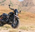 Harley Davidson Street Rod Profile front